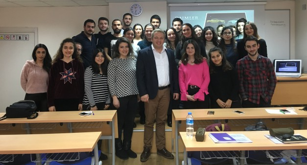 MERCEDES SEMİNERLERİNDE 3. HAFTA